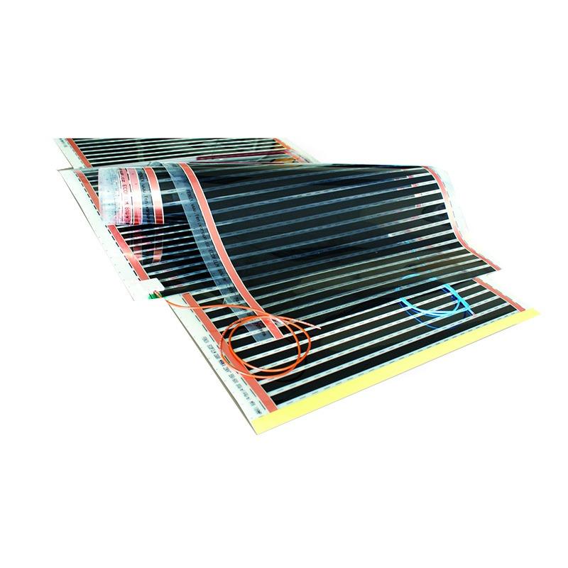 Инфрачервено отоплително фолио за подово отопление