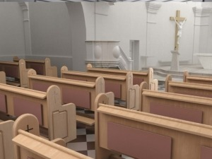 Отопление в църкви